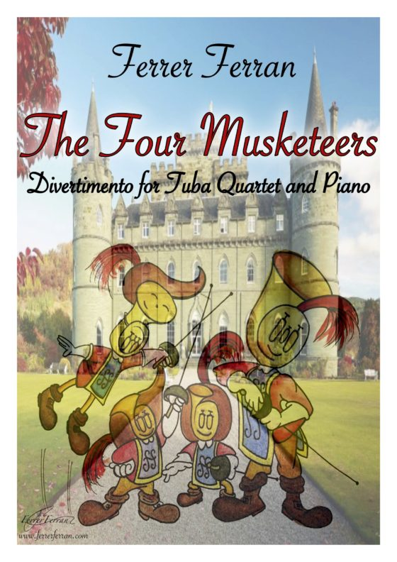 The Four Musketeers - Piano