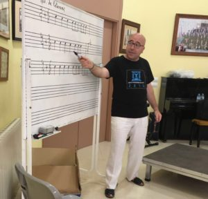 Curso en Argamasilla de Alba 2015