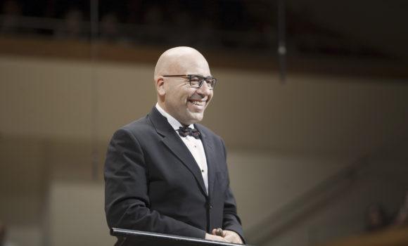Concierto para todos O.V. Ferrer Ferran, Javier Sapiña y Hector Sapiña