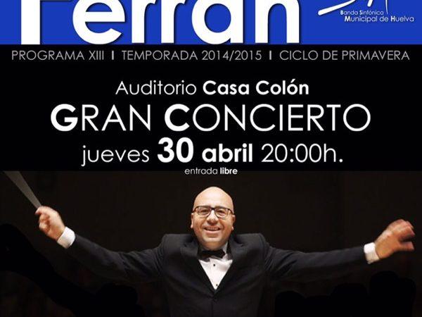 Huelva Concierto