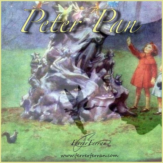 Portada CD Peter Pan