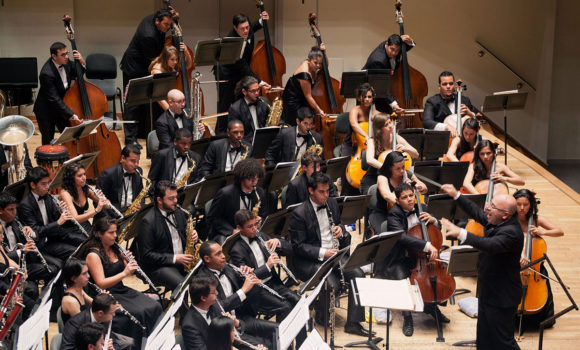 "Banda Sinfònica Juvenil ""Simón Bolivar"""