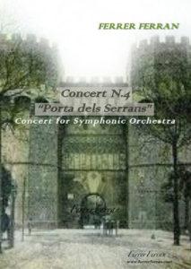 """Concert nº4 """"Porta dels Serrans"""""""