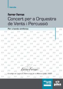 Concert per Orquesta de Vents i Percussio