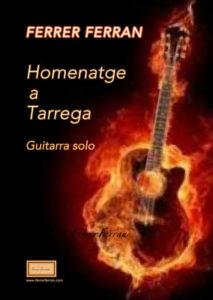 Homenatge a Tarrega